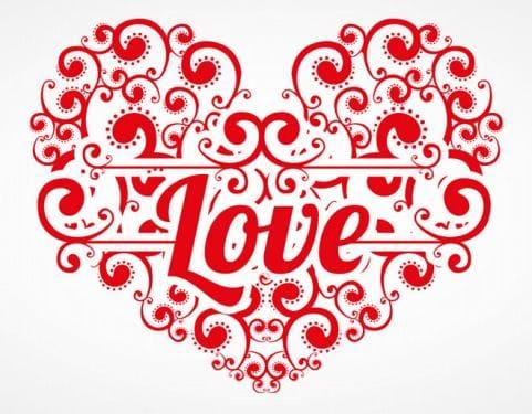 Thiệp valentine đẹp nhất