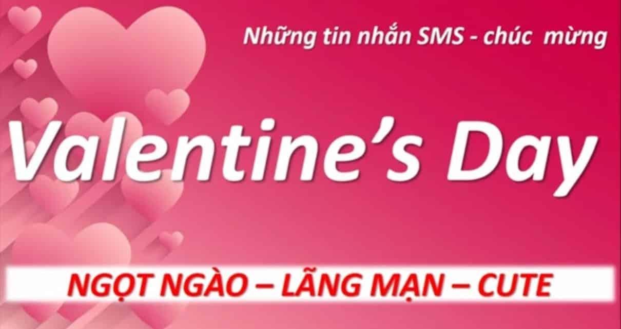 Tin Nhắn Chúc Valentine Hay