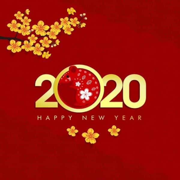 Biểu tượng năm mới 2020