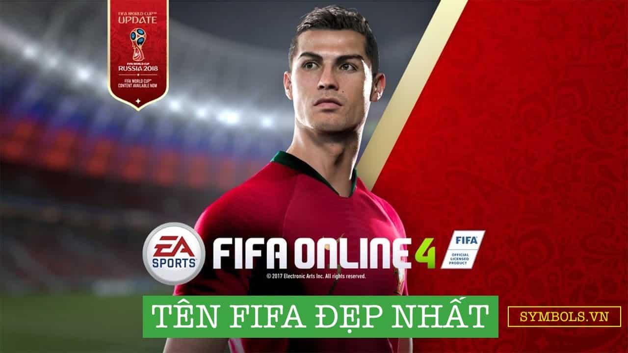 Tên FIFA Đẹp, Kí Tự Đặc Biệt FO4