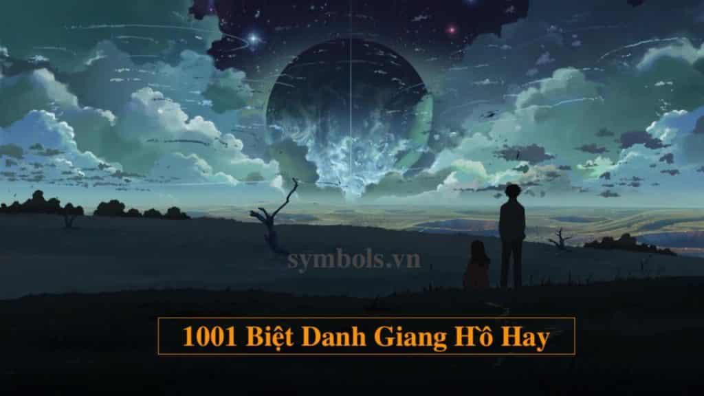 Biệt Danh Giang Hồ