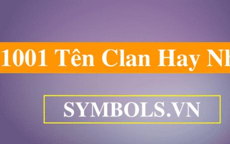 Tên Clan Hay