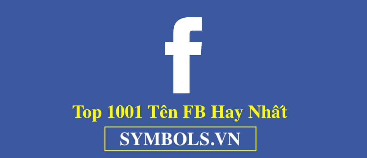 Tên FB Hay