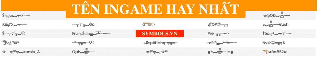 Tên Ingame Hay