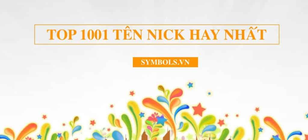 Tên Nick Hay