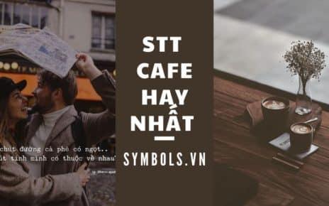 Stt cafe hay