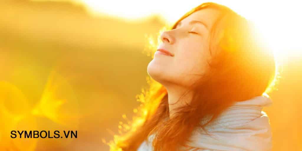 Stt vui tươi yêu đời khi bạn lạc quan và sống thật với bản thân mình