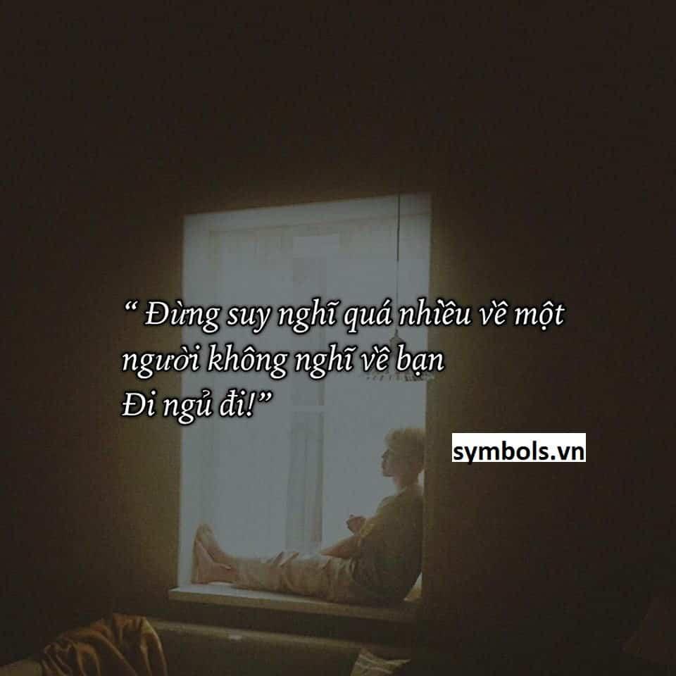 Cap tâm trạng cô đơn