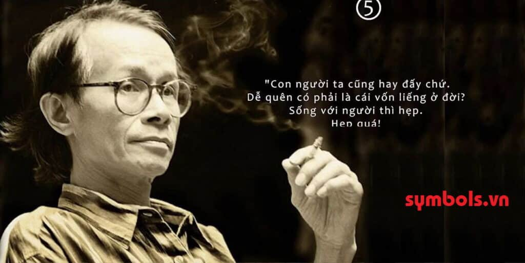 Trịnh Công Sơn quotes ý nghĩa