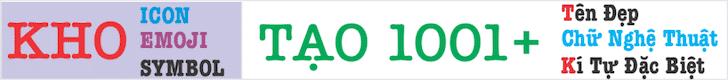 symbols.vn - Kí Tự Đặc Biệt, Emoji, Icon
