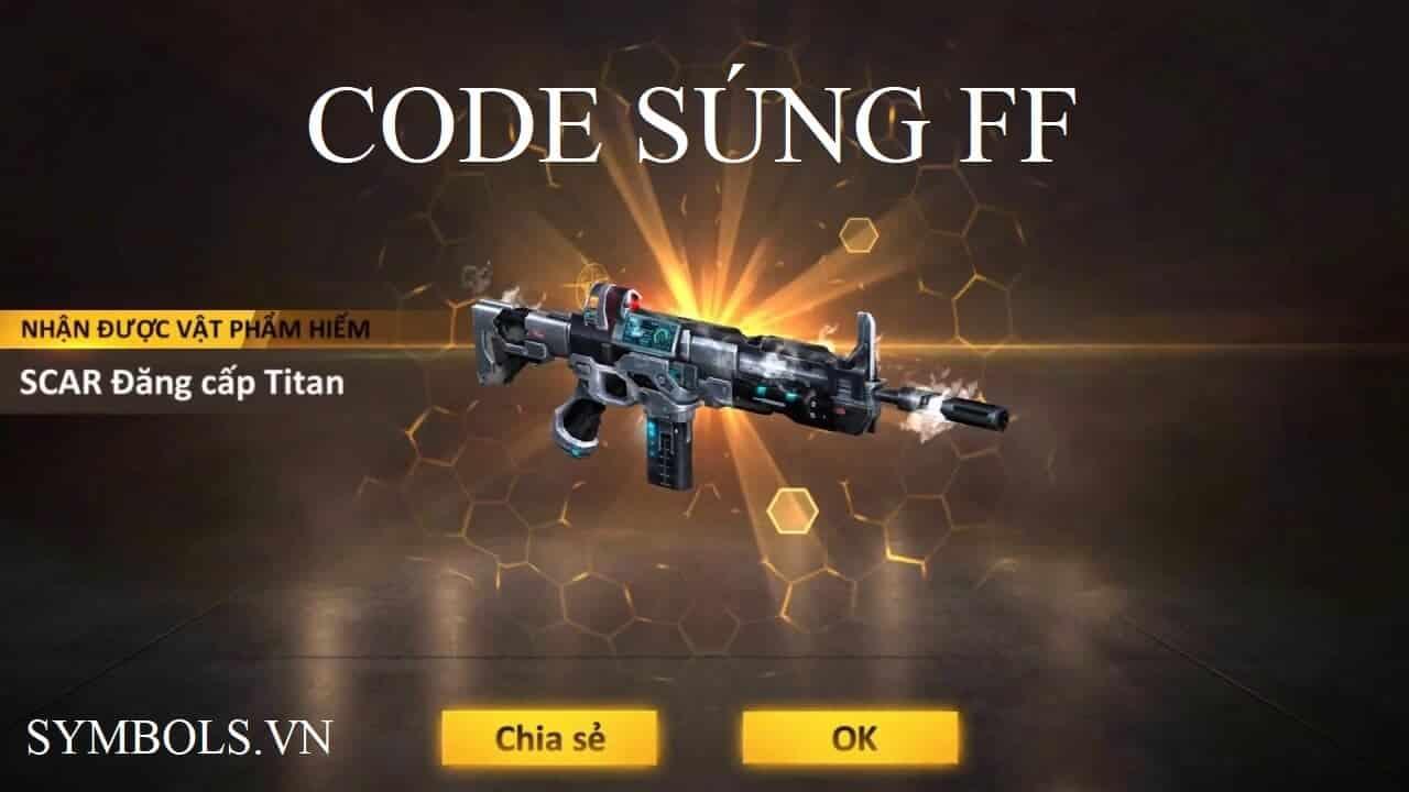 Code Súng FF