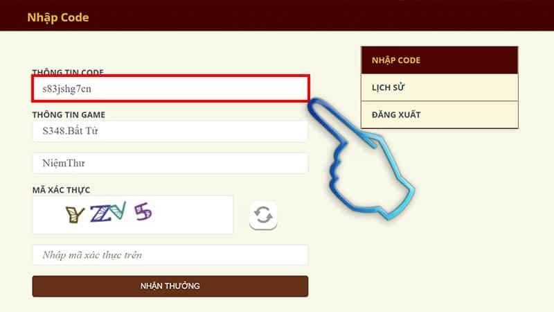 Code OMG 3Q
